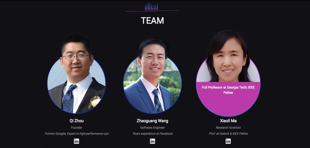 Quarkchain Team