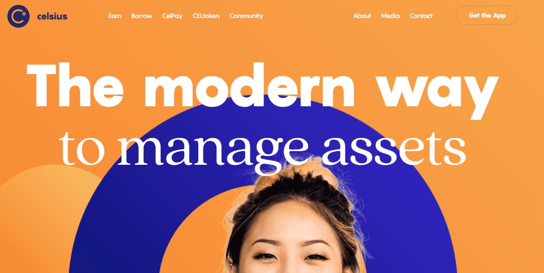 YouHodler Celsius Network Cryptocurrency Platform