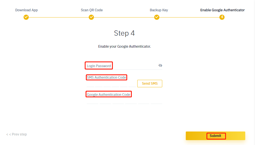 How to enable 2FA in Binance4-CoinGyan