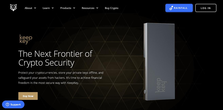 KeepKey Hardware Wallet- CoinGyan