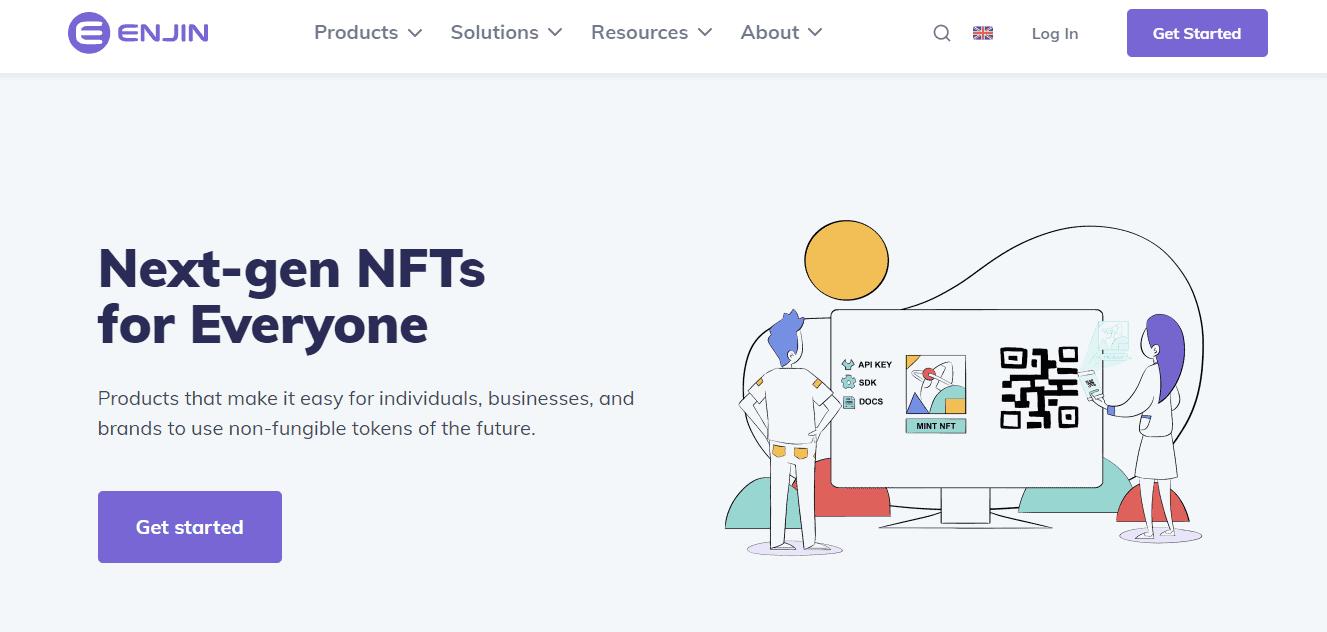 Efinity NFT Marketplace - CoinGyan