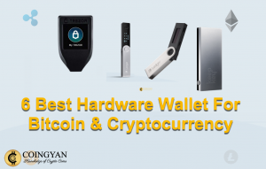 6 Best Hardware Wallet For Bitcoin & Cryptocurrency - CoinGyan