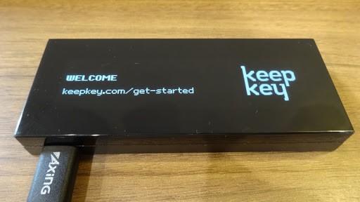 Keepkey - CoinGyan