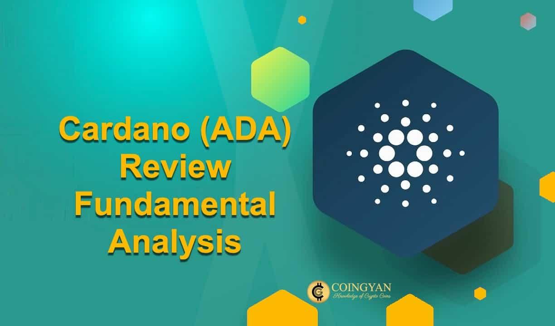 Fundamental Analysis of Cardano - CoinGyan