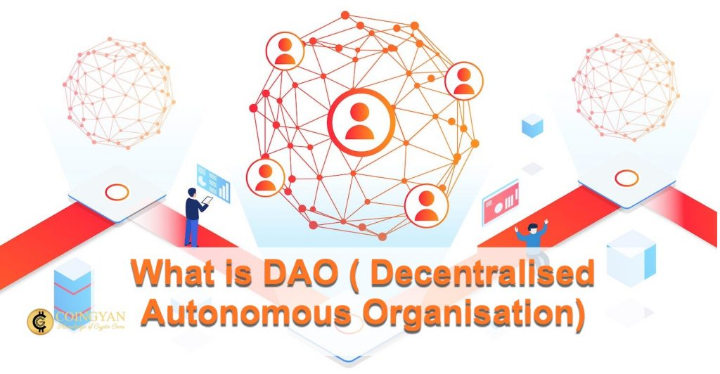 What is DAO ( Decentralised Autonomous Organisation) - CoinGyan
